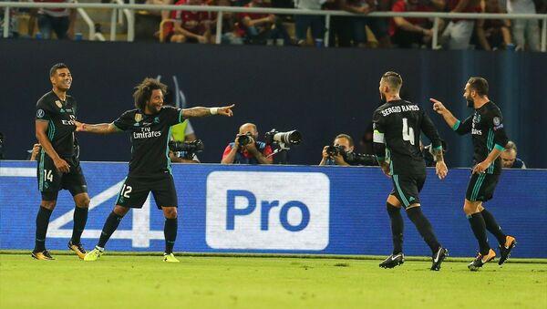 Real Madrid - Manchester United - Sputnik Türkiye