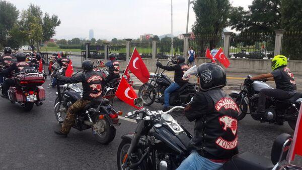 Anadolu Kaplanları Motosiklet Kulübü - Sputnik Türkiye