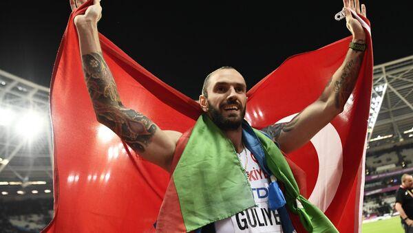 Ramil Guliyev - Sputnik Türkiye