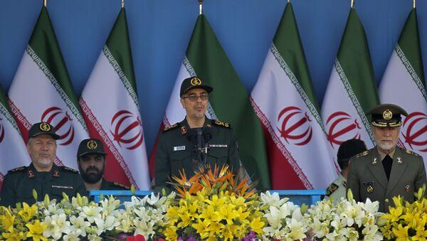 İran Genelkurmay Başkanı Muhammed Hüseyin Bakiri - Sputnik Türkiye