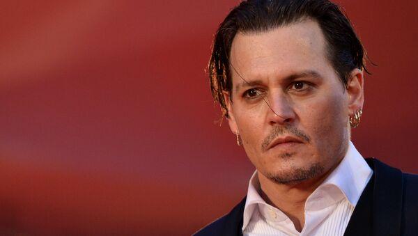 Johnny Depp - Sputnik Türkiye
