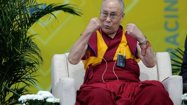 Tibet lideri Dalay Lama - Sputnik Türkiye