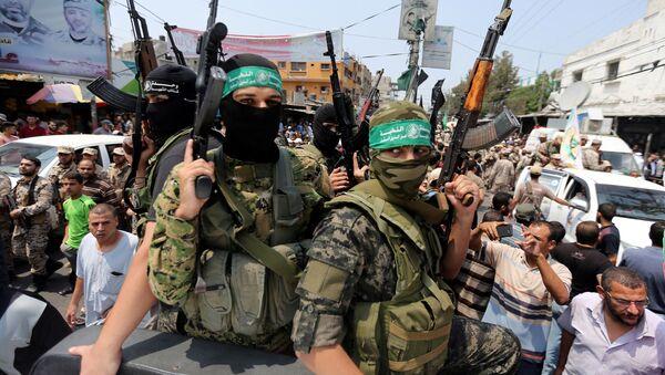 Hamas - Sputnik Türkiye