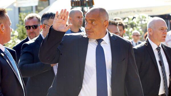 Bulgaristan Başbakanı Boyko Borisov - Sputnik Türkiye