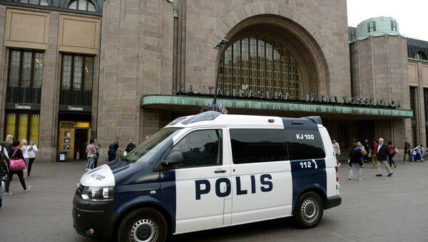 Finlandiya'da bıçaklı saldırı - Sputnik Türkiye