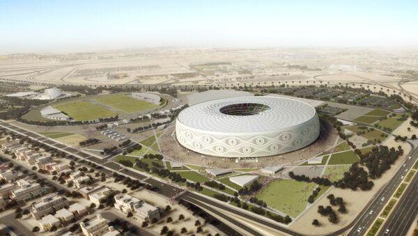Katar 2022 Dünya Kupası- Al Thumama Stadyumu - Sputnik Türkiye