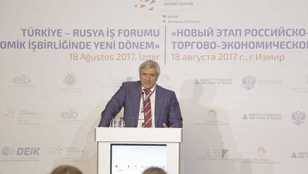 Rusya-Türkiye İş Konseyi Başkanı, senatör Ahmet Palankoyev - Sputnik Türkiye