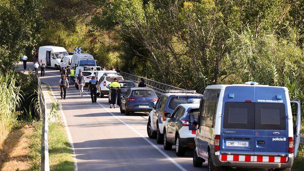 Barcelona saldırganı Younes Ebuyakub operasyon neticesinde öldürüldü - Sputnik Türkiye