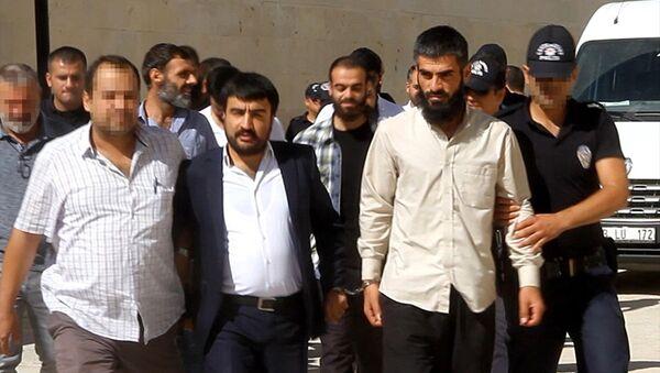 Elazığ'da IŞİD operasyonu - Sputnik Türkiye