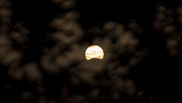 Güneş tutulması - Sputnik Türkiye