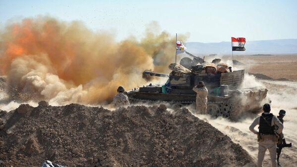 Irak ordusu- Telafer - Sputnik Türkiye