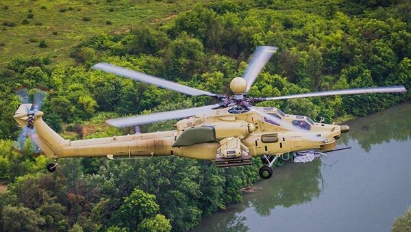 Mi-28UB (Gece Avcısı) - Sputnik Türkiye