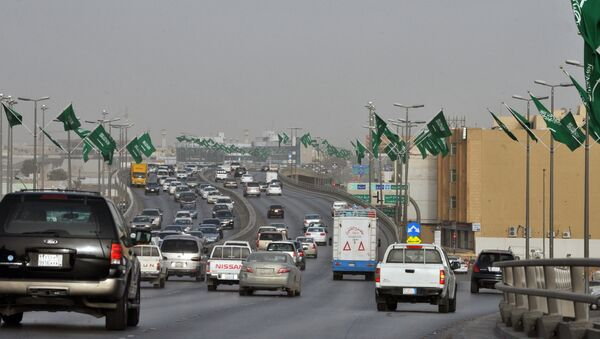 Suudi Arabistan, trafik - Sputnik Türkiye