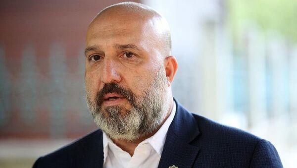 Sultan 2. Abdülhamid'in 4'üncü kuşak torunu Orhan Osmanoğlu - Sputnik Türkiye