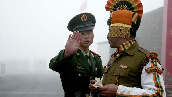 Çin ve Hindistan askeri - Sputnik Türkiye