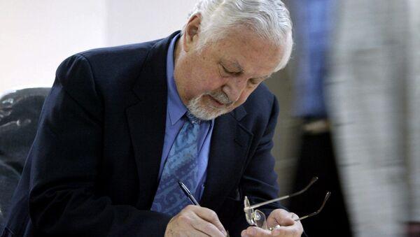 İranlı muhalif lider İbrahim Yezdi - Sputnik Türkiye