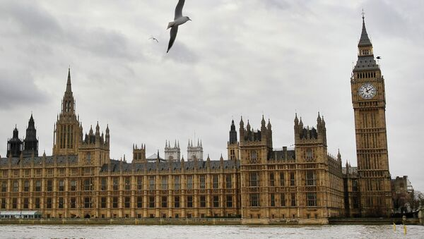 Westminster Parlamento - Sputnik Türkiye