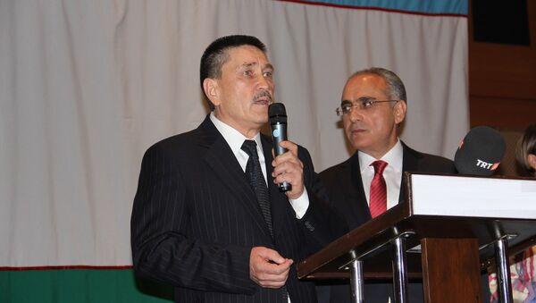 Özbekistan'ın Ankara Büyükelçisi Ulfat Kadirov - Sputnik Türkiye