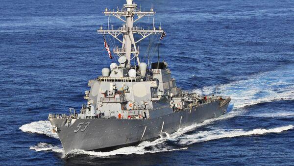USS John Paul Jones - Sputnik Türkiye