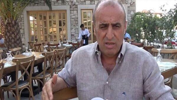 Selahattin Aydoğdu - Sputnik Türkiye