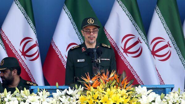 İran Genelkurmay Başkanı Tümgeneral Muhammed Bakıri - Sputnik Türkiye