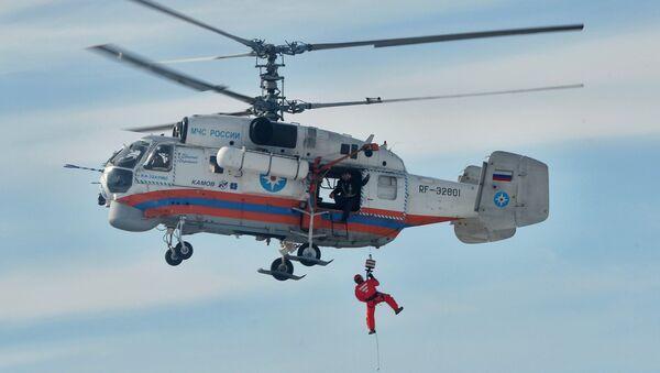 Ka-32 tipi helikopterleri - Sputnik Türkiye