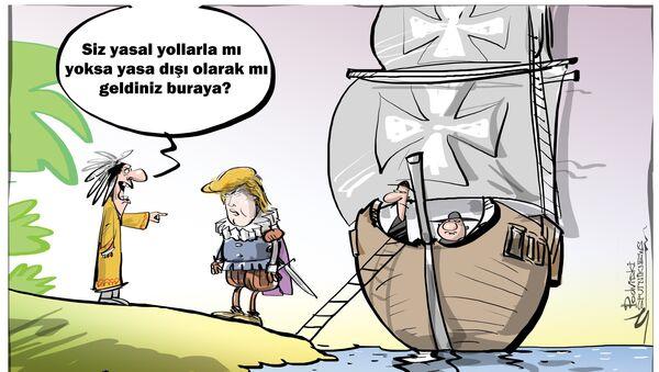 Trump, göçmen çocukların ülkede kalmasını sağlayan DACA programını iptal ediyor - Sputnik Türkiye