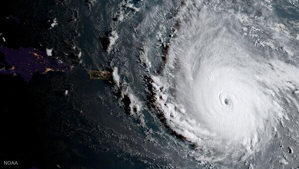 Irma kasırgası 37 milyon kişiyi etkileyebilir - Sputnik Türkiye