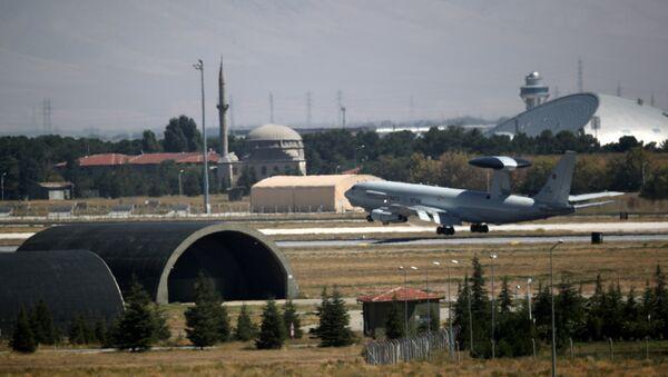 Konya-NATO Üssü - Sputnik Türkiye