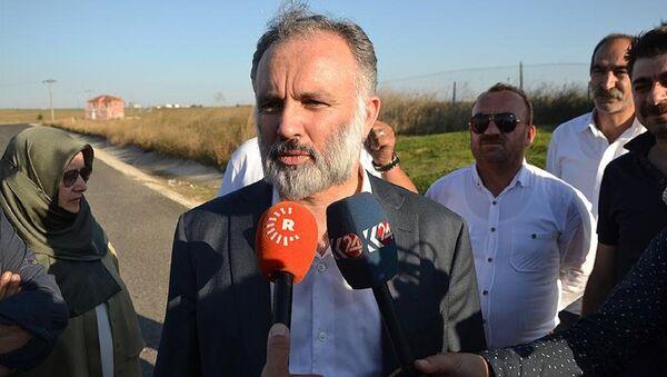 HDP Kars Milletvekili Ayhan Bilgen - Sputnik Türkiye