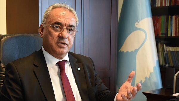 Demokratik Sol Parti (DSP) Genel Başkanı Önder Aksakal - Sputnik Türkiye