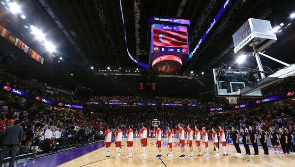 Türkiye - İspanya Basketbol maçı - Sputnik Türkiye