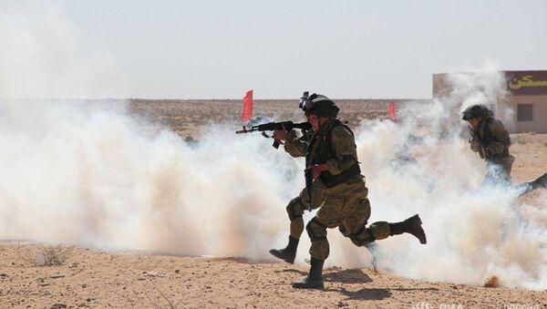 Rusya ve Mısır ortak askeri tatbikatı Dostluğun Koruyucuları 2 - Sputnik Türkiye