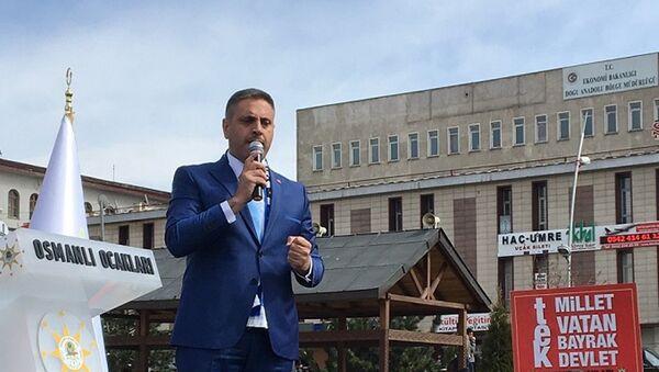 Osmanlı Ocakları Kurucu Genel Başkanı Kadir Canpolat - Sputnik Türkiye