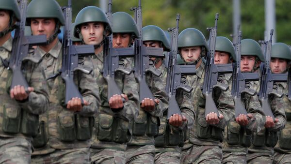TSK- Türk askeri - Sputnik Türkiye