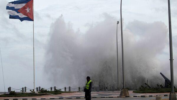 Irma Kasırgası- Küba - Sputnik Türkiye