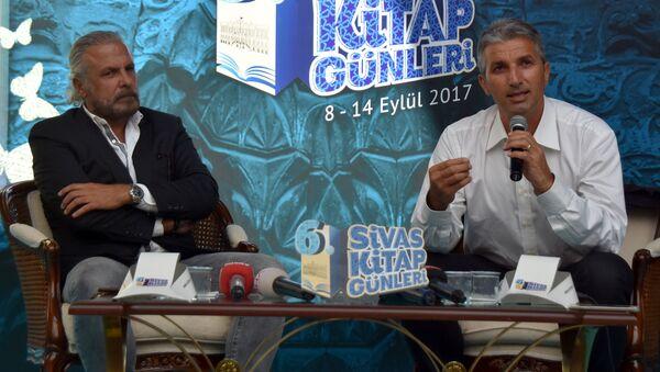 Mete Yarar ve Nedim Şener - Sputnik Türkiye