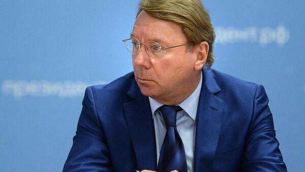 Rusya Devlet Başkanı Vladimir Putin'in Askeri Teknik İşbirliği'nden sorumlu danışmanı Vladimir Kojin - Sputnik Türkiye