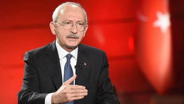 Kemal Kılıçdaroğlu - Sputnik Türkiye