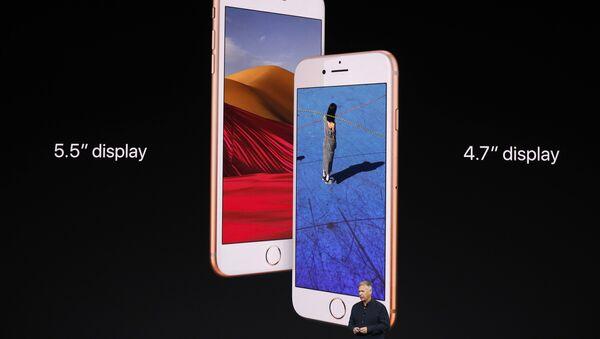 iPhone 8 - Sputnik Türkiye