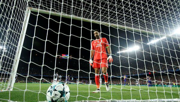 Messi-Buffon - Sputnik Türkiye