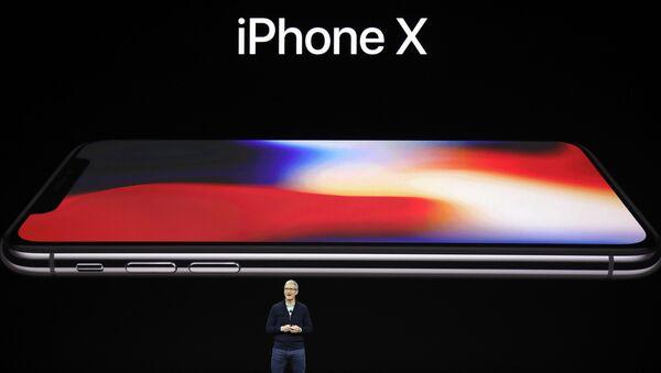 iPhone X - Sputnik Türkiye