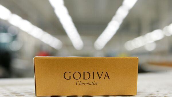 Godiva çikolataları - Sputnik Türkiye