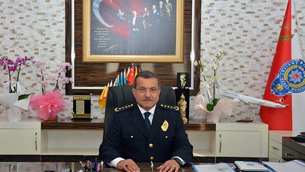Antalya Emniyet Müdürü Celal Uzunkaya - Sputnik Türkiye