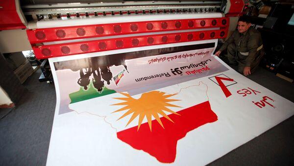 IKBY bağımsızlık referandumu hazırlıkları - Sputnik Türkiye