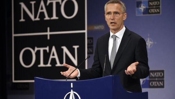 NATO Genel Sektereti Jens Stoltenberg - Sputnik Türkiye
