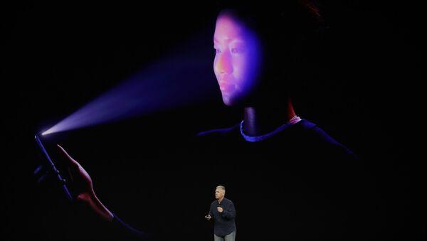 iPhone X lansmanı - Sputnik Türkiye