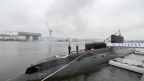 Kolpino denizaltı - Sputnik Türkiye