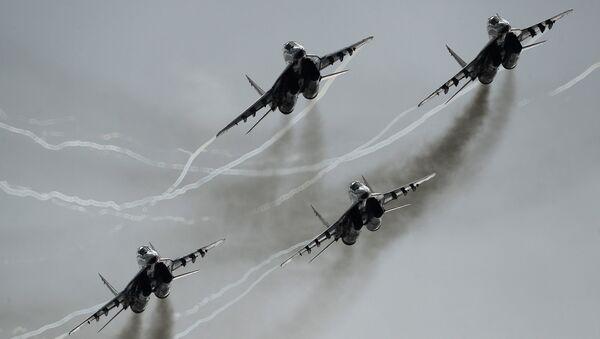MiG-29 - Sputnik Türkiye