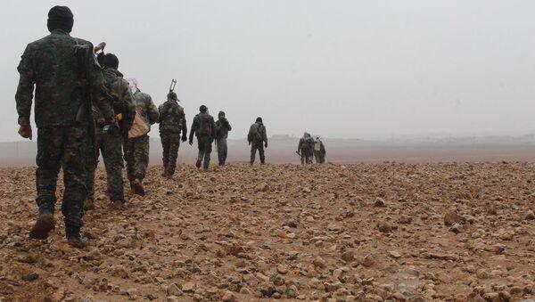 Demokratik Suriye Güçleri (DSG), Deyr ez Zor - Sputnik Türkiye